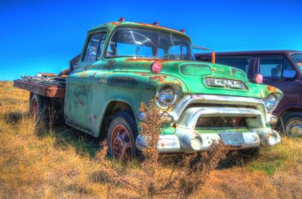 Jim's Old Truck 10