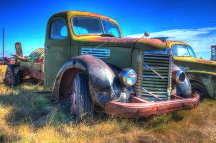 Jim's Old Truck 11