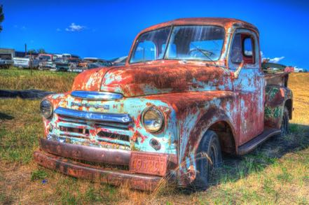 Old Truck 2