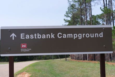 Eastbank Sign