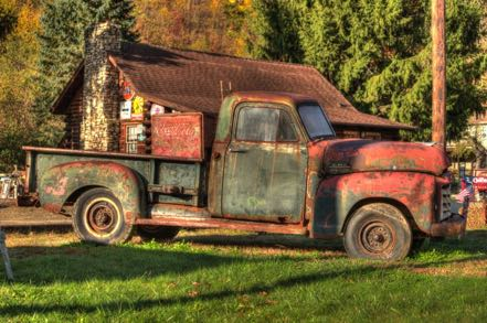 Old Truck 5