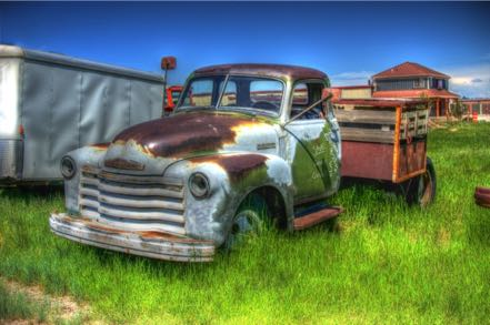 Old Truck 3